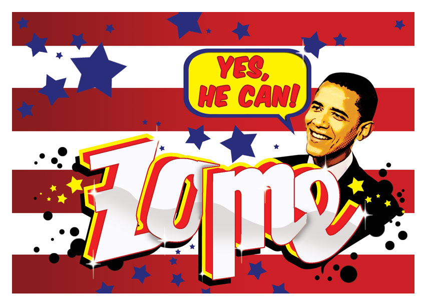 zome with obama